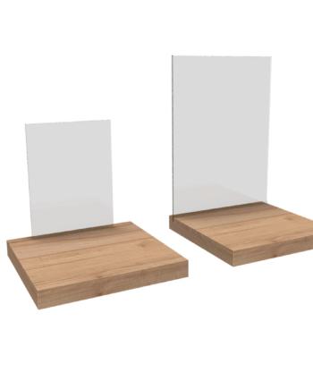 Counter-top-display